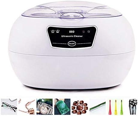 LXMBox Limpiador ultrasónico con Pantalla Digital, Lavadora ...