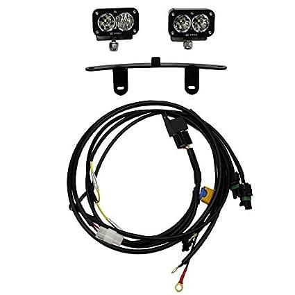 41l7DYvv3gL._SX425_ amazon com baja designs windscreen mount led light kit pro honda