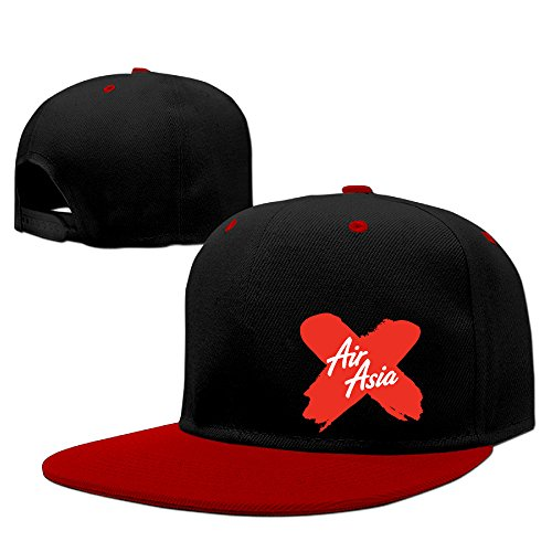 oao-airasia-x-logo-snapback-adjustable-hip-pop-baseball-caps-hats-for-unisex