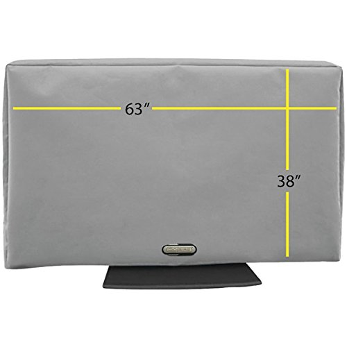 Solaire - Outdoor Tv Cover For Most Flat-screen Tvs Up To 70