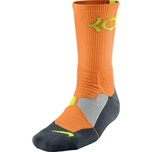 the latest 30aec 445c2 Galleon - Nike Mens KD Hyperelite Basketball Crew Socks Bright, Size Large