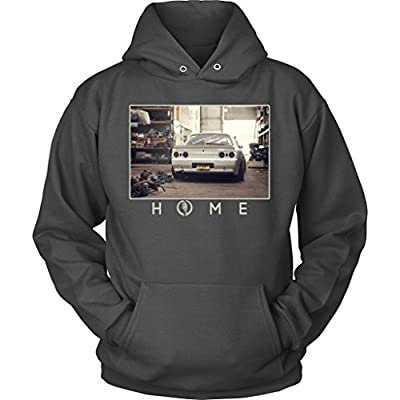 Nice Nissan Skyline HOME JDM R32 Hoodie Sweatshirt for sale