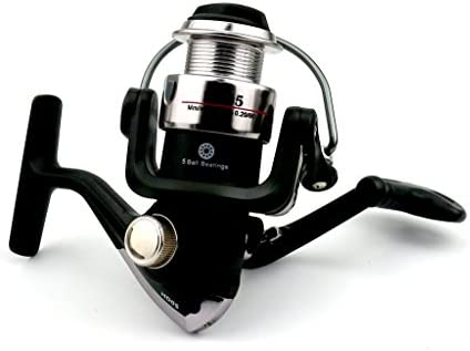 Spinning Carretes de pesca frontal descarga fuerza 500 – 6000 ...
