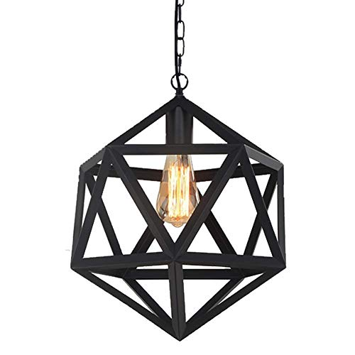 Antique Wrought Iron Pendant Lighting in US - 8
