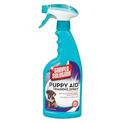 Simple Solution Puppy Aid Training Spray - 16 oz spray
