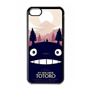 My Neighbor Totoro ForiPhone 5C Cell Phone Cases Good looking JETE9140826