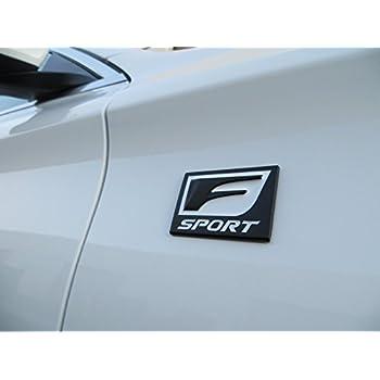 Auggies F-Sport Carbon Fiber Embroidery Car Seat Belt Covers Leather Shoulder Pads for Lexus F Sport