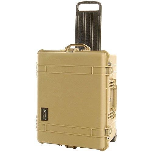 Pelican 1620 Case, No Foam, Desert Tan