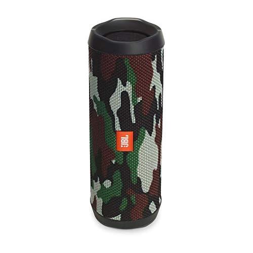 chollos oferta descuentos barato JBL Flip 4 Altavoz estéreo portátil Bluetooth Escuadrón Camuflaje