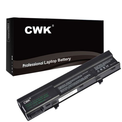 CWK Long Life Replacement Laptop Notebook Battery for Dell XPS 313-0436 451-10356 451-10357 451-10371 CG036 Dell XPS M1210 451-10370 451-10371 CG036 CG039 HF674 NF343 Dell XPS M1210 M1210