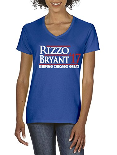 Chicago Cubs Ladies Shirt - 9