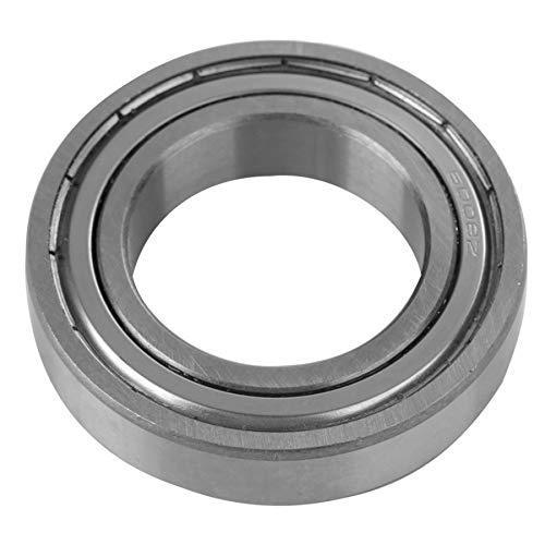 - Fevas miniatura 1 Pcs Deep Groove Double Shielded Bearing Steel Ball Single Column Bearing Ball Bearing Power Transmission Parts - (Outer Diameter: 50x80x16mm)