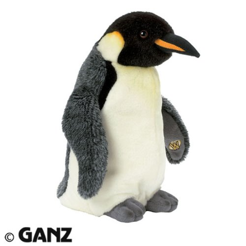 Webkinz Figure - Webkinz Signature Deluxe Plush Figure Penguin