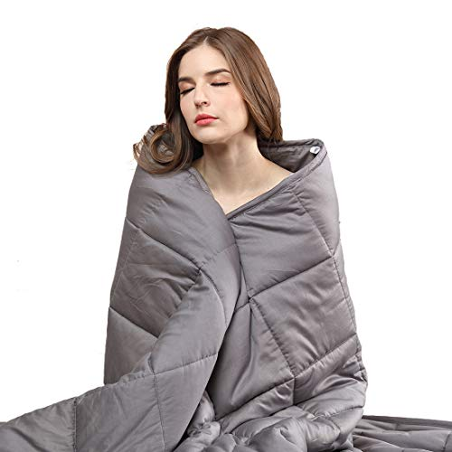Cheap Reepow Weighted Blanket for Adults 60