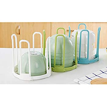 Amazon.com: Plate Holders Organizer for Kitchen Cabinets