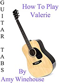 how to play valerie on guitar