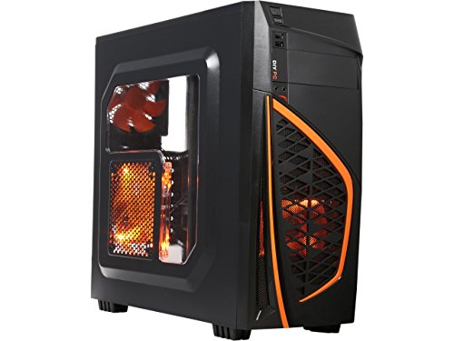 Gaming Desktop - AMD FX-8300 3.30GHz Octa-Core Processor, 8GB DDR3 Memory, NVIDIA GeForce GTX 1050 (2GB GDDR5) Graphics, 1TB HDD, DVDRW, Microsoft Windows 10 Pro 64-Bit, Wifi