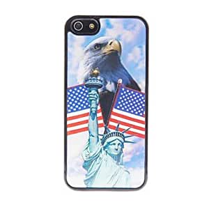 ZXC iPhone 4/4S/iPhone 4 compatible Graphic/Mixed Color/Cartoon/Special Design/National Flag/Novelty Back Cover
