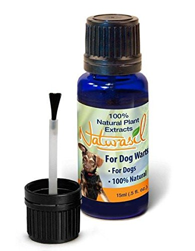 Naturasil Dog Warts Removal Treatment - 100%...