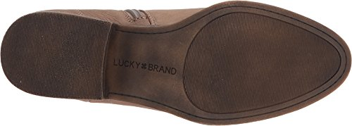 Lucky Brand Women's Lelah Ankle Boot, Brindle, 9 Medium US by Lucky Brand (Image #2)
