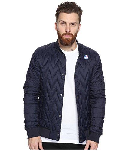 K-WAY Men's Louis Light Thermo Jacket Depth Blue Outerwear