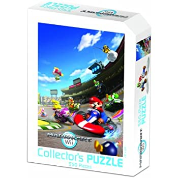 mario kart wii collector 39 s edition puzzle. Black Bedroom Furniture Sets. Home Design Ideas
