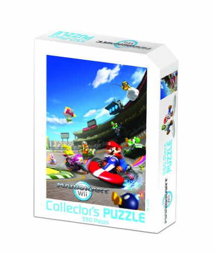 Super Mario Themed Costumes - Mario Kart: Wii Collector's Edition Puzzle
