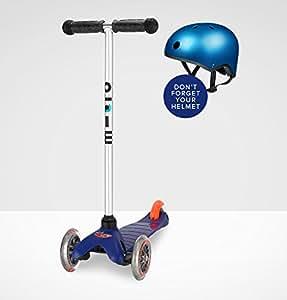 Micro Mini Kick Scooter - Blue