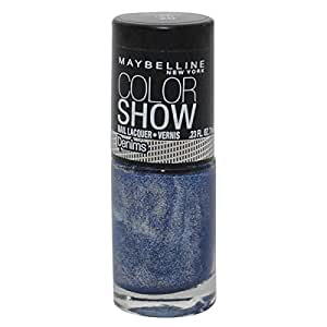 Maybelline Color Show Nail Color, Styled Out, .23 fl oz