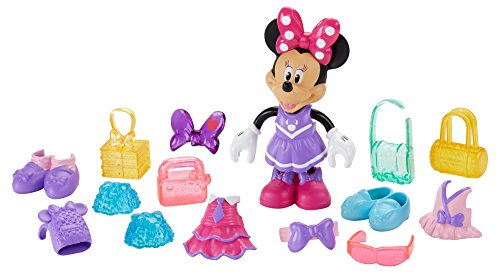 Fisher-Price Disney Minnie Mouse Stylin' School (Minnie Mouse Dress Up)