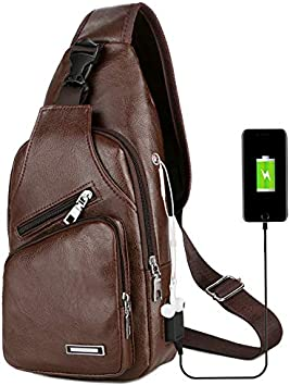 SCHNABEL LUXURY CROSSBODY BAG WITH USB LIMITED EDITION US