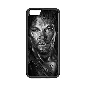 Custom TPU case than with Image off from The Walking Dead Daryl Dixon Snap-on to cover for iphone 5c