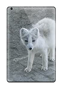 Slim Fit Tpu Protector Shock Absorbent Bumper Arctic Foxes Case For Ipad Mini/mini 2