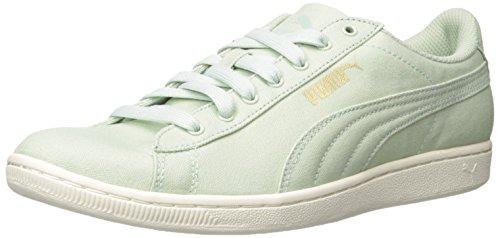 Puma Kvinna Vikky Cv Klassisk Stil Sneaker Grön Lilja / Grön Lilja