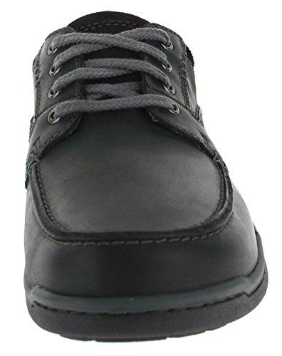 Chaussures Homme, Couleur Noir, Marque Clarks, Modèle Homme Chaussures Clarks Randle Walk Noir