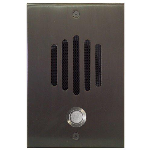 Channel Vision Panasonic KSU Door Station (Channel Vision Solid Brass Door)