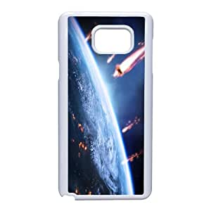 Well Design Samsung Galaxy Note 5 phone case - design withMass Effect pattern