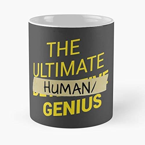 Brooklyn 99 Nine - Coffee Mugs Unique Ceramic Novelty Cup Best Gift]()