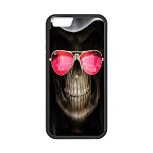 C-Y-F-CASE DIY Horror Skull Pattern Phone Case For iphone 5c)