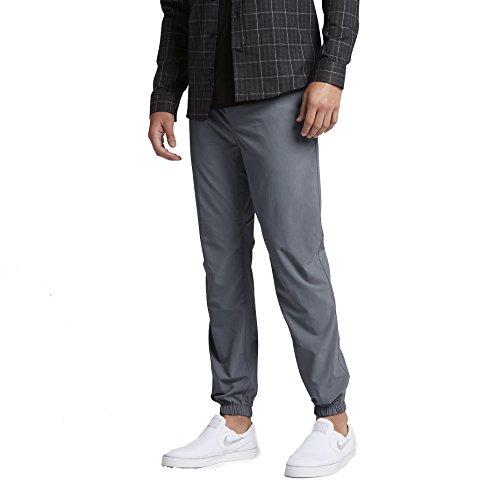 Hurley MPT0000670 Men's Dri-Fit Jogger Pant, Cool Grey - XL