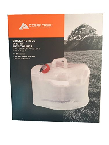 Ozark Trail Collapsible 5 Gallon Water Container