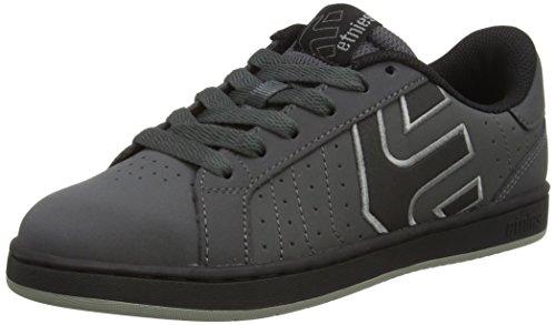 etnies Men Fader Ls Skateboarding Shoe, Dark Grey/Black, 5.5 M US