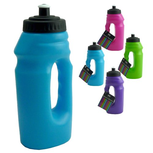 Water Bottle Uses: New Plastic Sports And GYM Water Bottle With Handle For