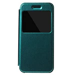 DK_KALAIDENG Protective PU and TPU Case with Stand and Window for iPhone 6