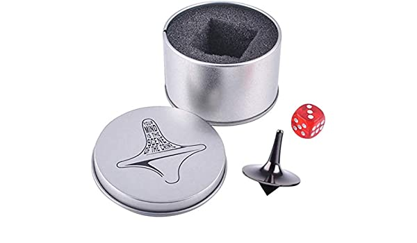 Khosd Spinning Top - Totem De Inicio Exacto Spinning Top Toy ...