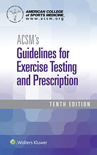 (ACSM's Guidelines for Exercise Testing and Prescription)