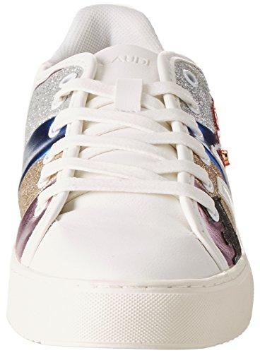 Cora platino Baskets Multicolore V41c2 Femme Gaudì white Xd1wXq