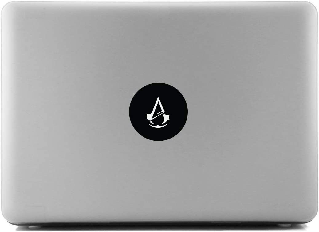 Assassin's Creed Black SCI-FI/Comics/Games Laptop Skin Decal
