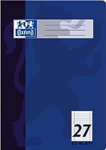 Hamelin 384403228 Oxford - Lote de cuadernos (10 unidades, A4, formato de fondo 27, 32 páginas)