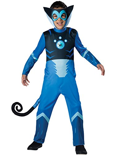 InCharacter Costumes Spider Monkey-Blue Costume, One Color, 8 ()
